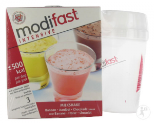 Wat is Modifast?